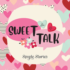 *NEW* Simple Stories Sweet Talk