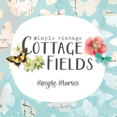 *NEW* Simple Vintage Cottage Fields