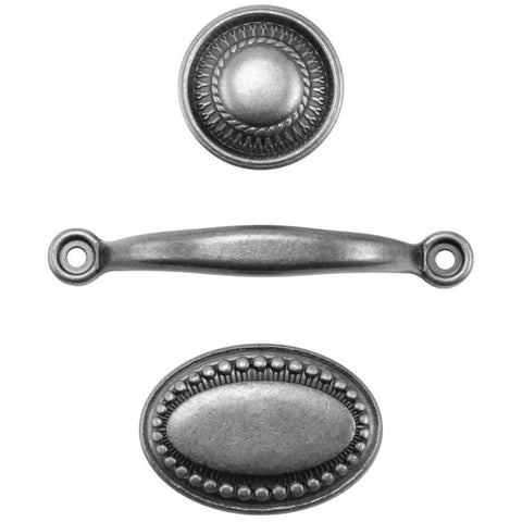 *NEW* Tim Holtz Idea-ology Mini Metal Hardware Pulls 3/pk