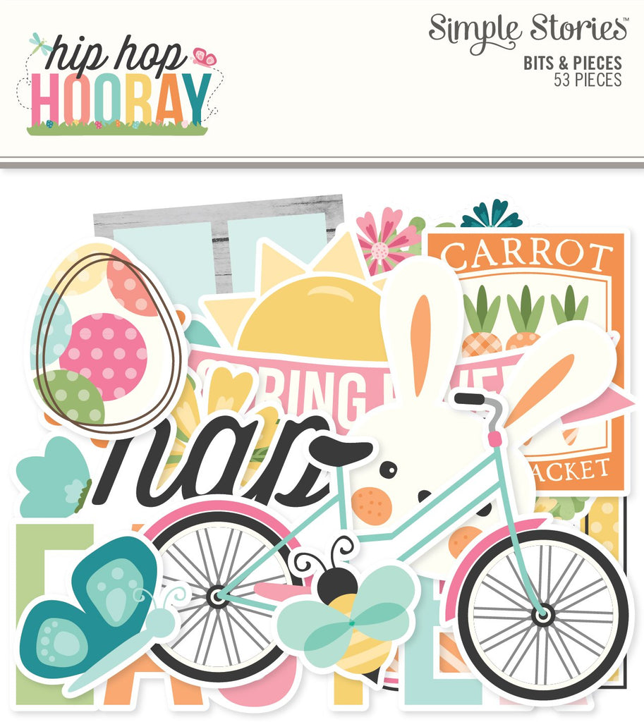 Hip Hop Hooray Bits & Pieces