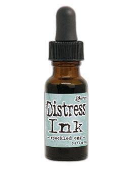 Tim Holtz Distress Ink Reinker Speckled Egg