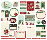 Jingle All the Way Journal Bits