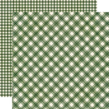 Jingle All the Way Evergreen Plaid/Gingham