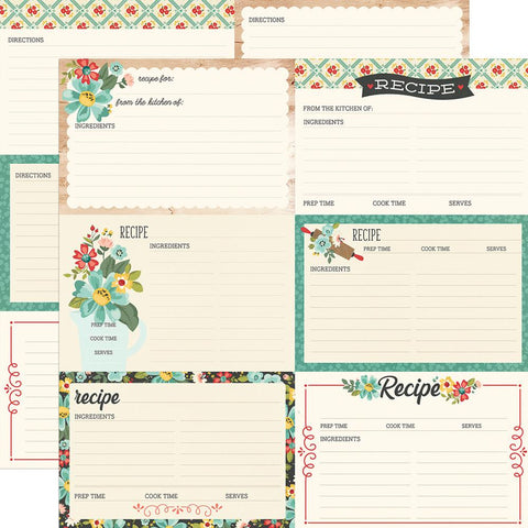 Apron Strings Recipe Cards