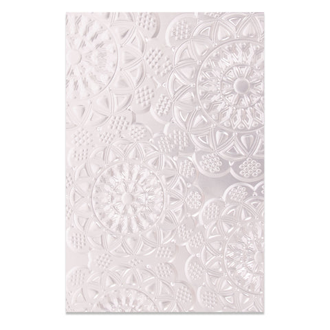 Sizzix 3D Textured Impressions - Doily