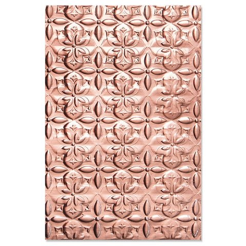 Sizzix 3D Textured Impressions - Adorned Tile