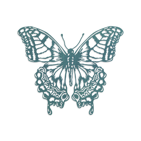 Sizzix Thinlits Dies by Tim Holtz Perspective Butterfly
