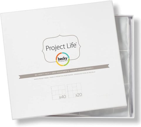 Project Life Big Variety Pack 2