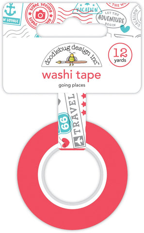 I ♥ Travel Washi Tape Going Places
