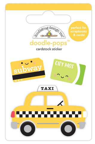 I ♥ Travel Pops Taxi!