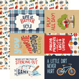 All Boy 4x6 Journaling Cards