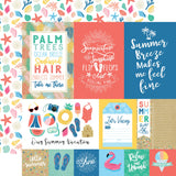 Dive Into Summer Multi Journaling Cards