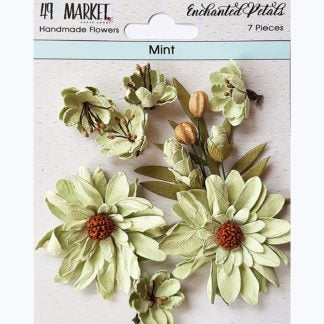 49 & Market Enchanted Petals Mint
