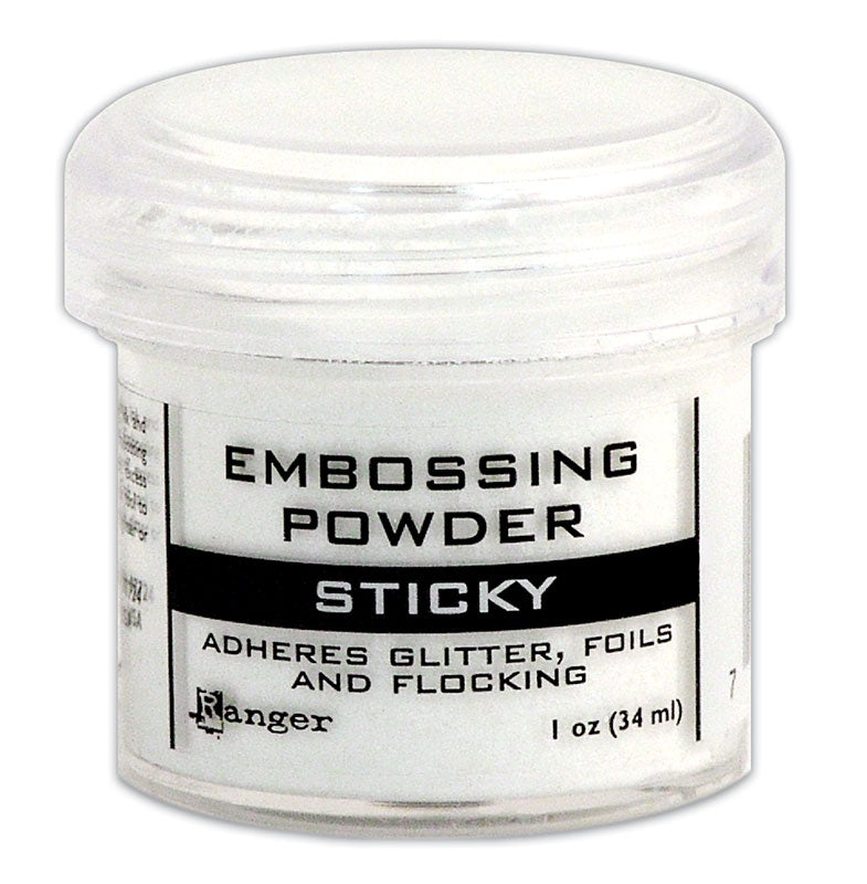 Embossing Powder - Sticky