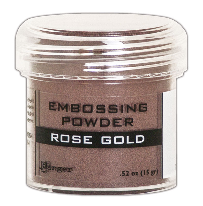 Embossing Powder - Rose Gold