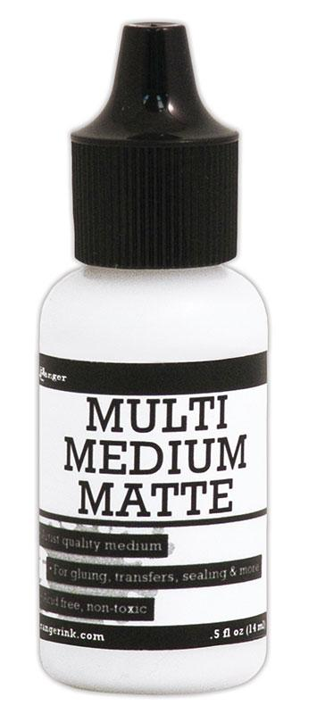 Ranger Multi Medium Matte Mini 18ml