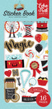 Remember the Magic Sticker Book