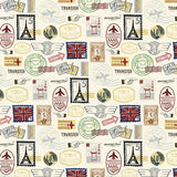 Scenic Route Postage Stamps