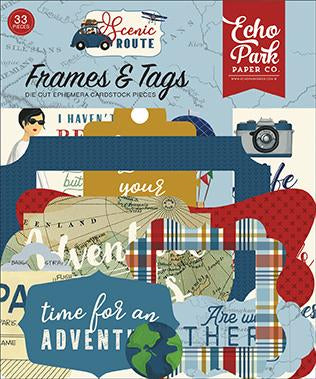Scenic Route Frames & Tags