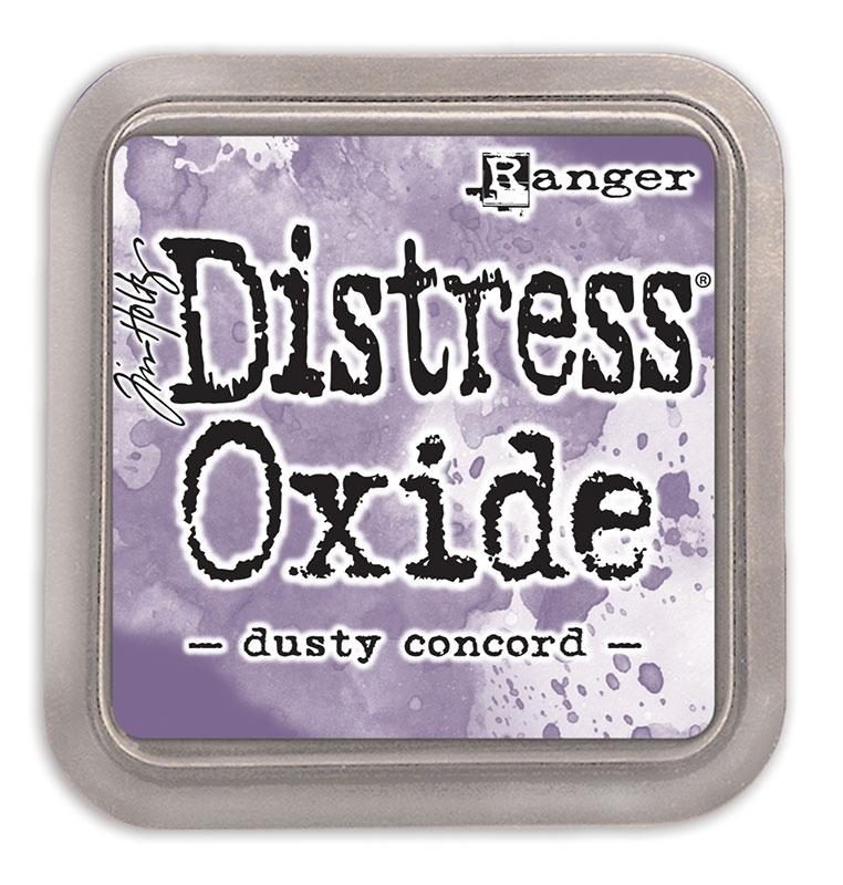 Tim Holtz Distress Oxide Pad Dusty Concord
