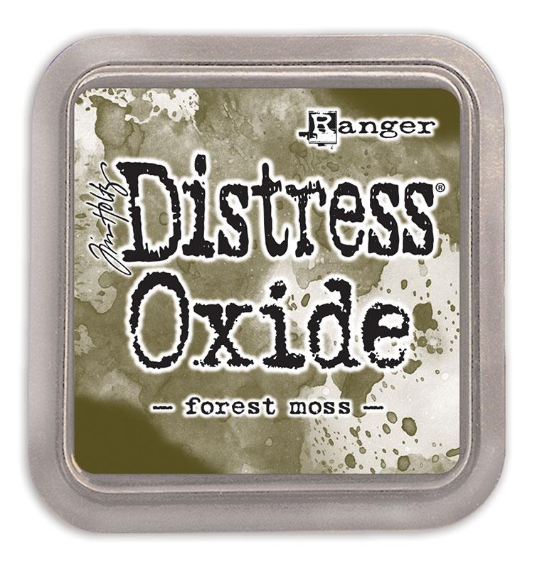 Tim Holtz Distress Oxide Pad Forest Moss