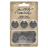 Tim Holtz Idea-ology Thought Tokens