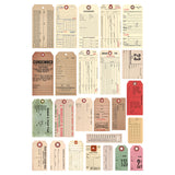 Tim Holtz Idea-ology Salvaged Tags