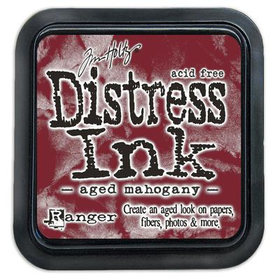 Tim Holtz Distress Ink Pad Aged Mahogany
