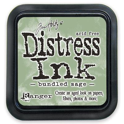 Tim Holtz Distress Ink Pad Bundled Sage
