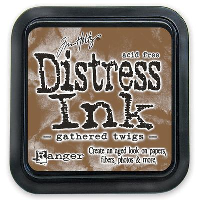 Tim Holtz Distress Ink Pad Gathered Twigs