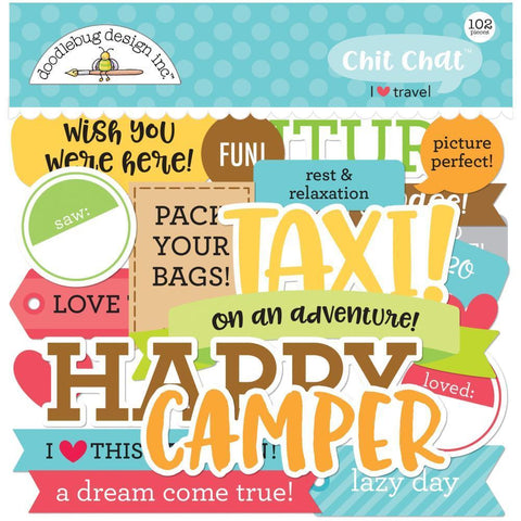 I ♥ Travel Chit Chat