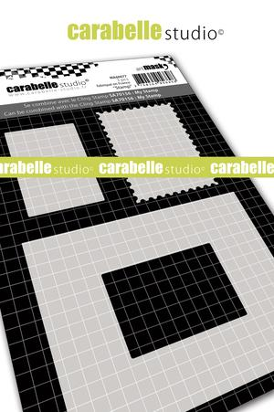 Carabelle Studio Mask A6 - Stamp 3pcs