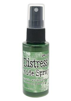 *NEW* Tim Holtz Distress Oxide Spray Rustic Wilderness
