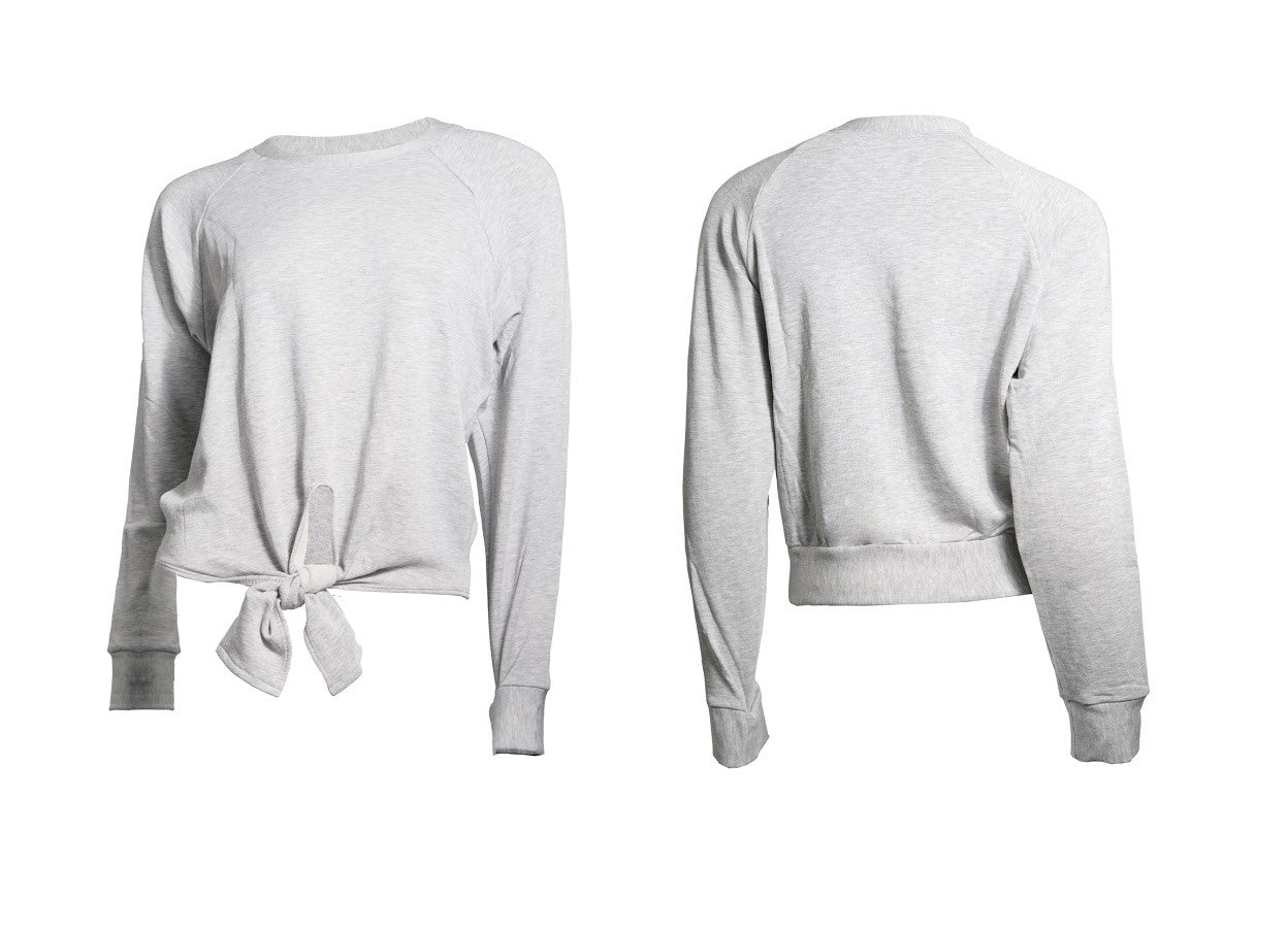 Strut-This Sky Sweatshirt - Grey