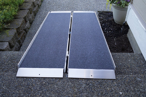 Advantage Singlefold Suitcase Ramp