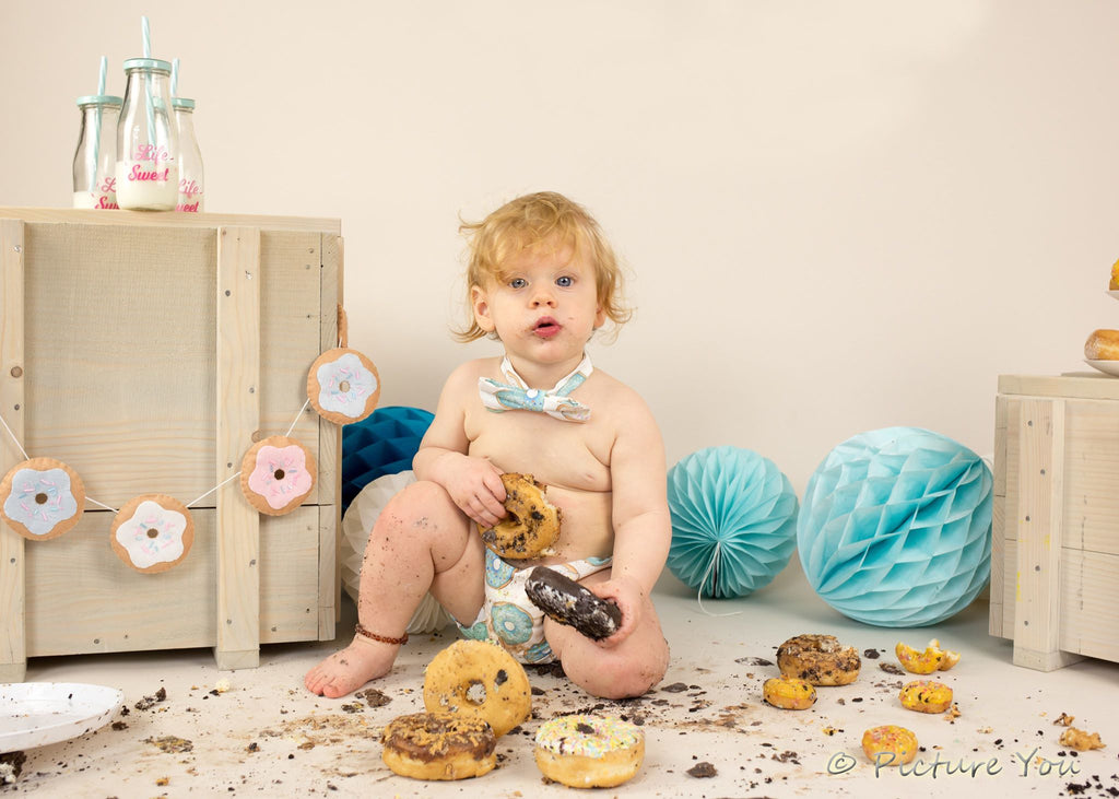 Donut Cake Smash Outfit