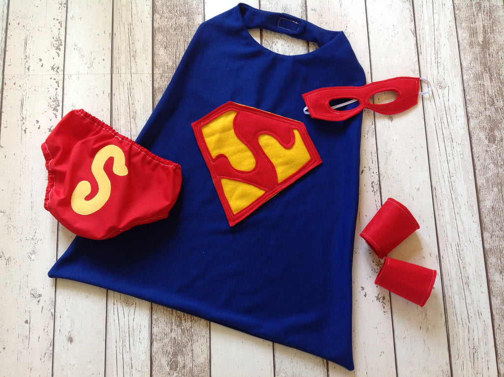 Super Hero Set Cake Smash Set