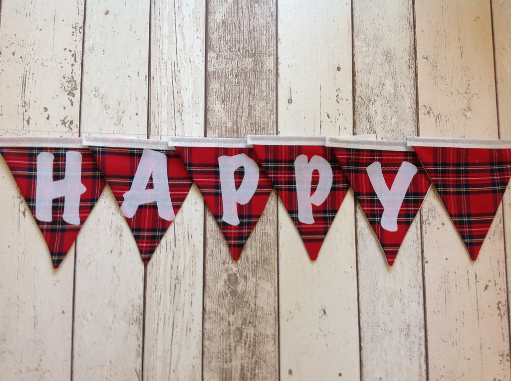 Custom Named Bunting