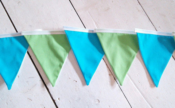 Matching Bunting for any outfit