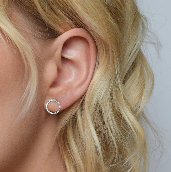 Orion silver studs