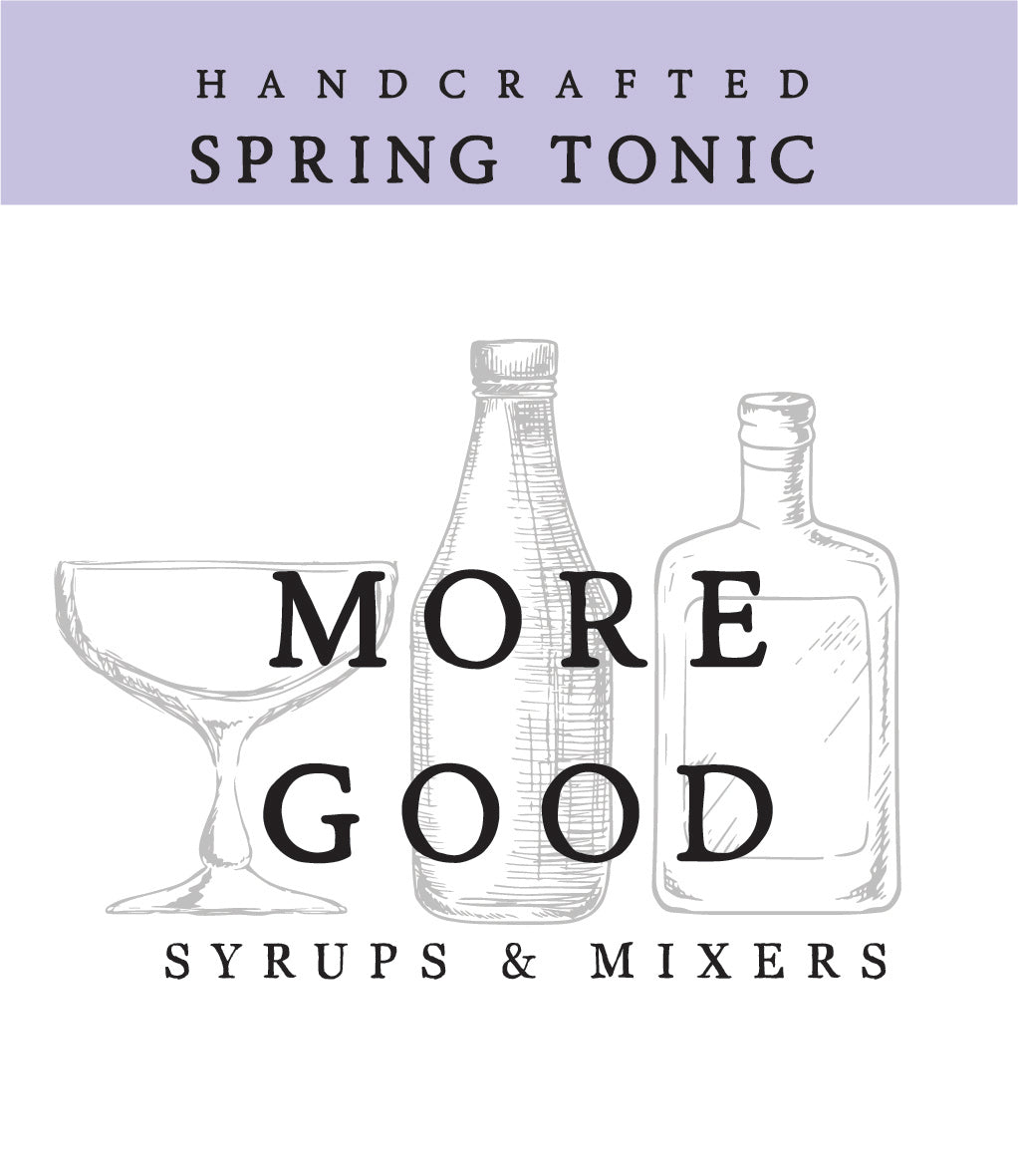 Spring Tonic Syrup