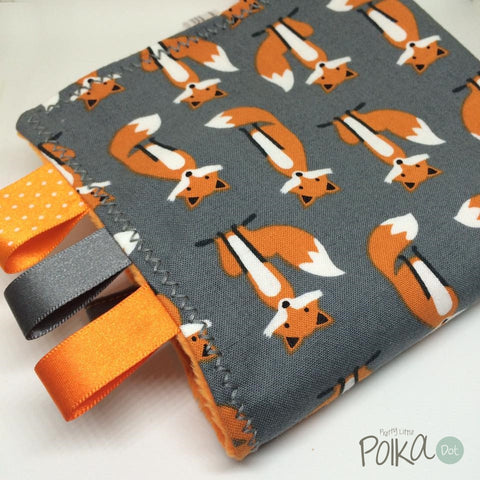 Mr Fox Ribbon Comforter