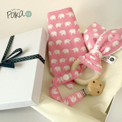 Pink Little Ellie Gift Set
