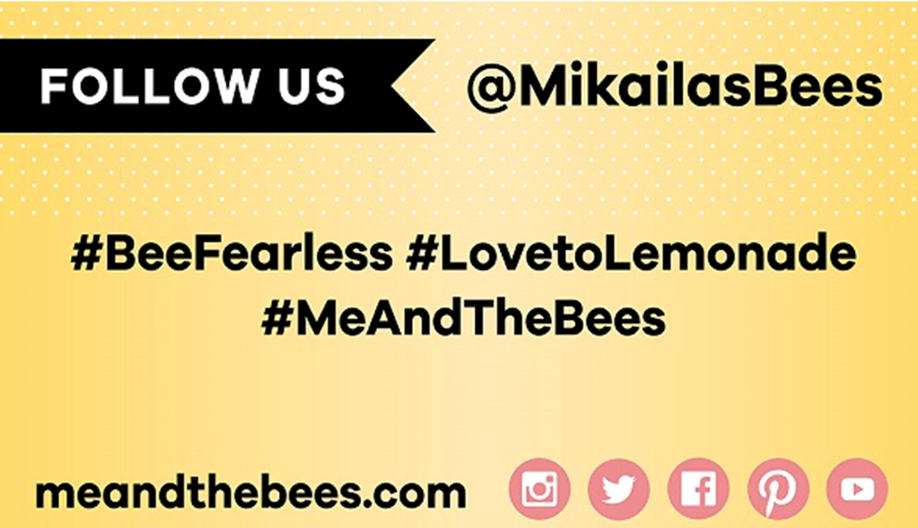 follow and share the buzz