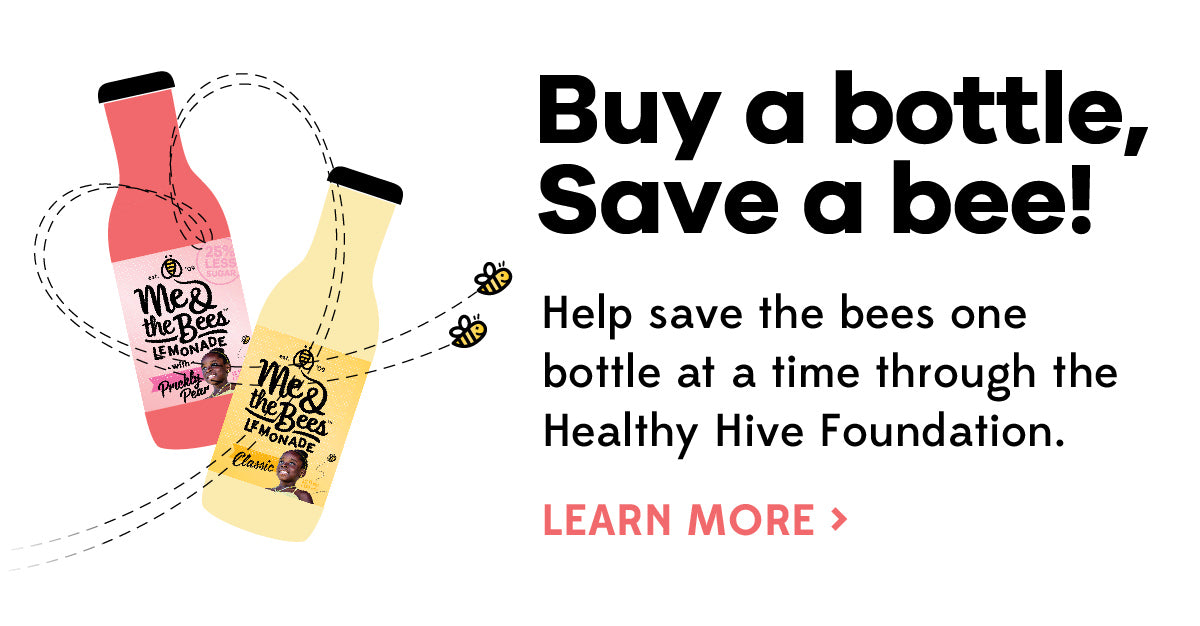 buy a bottle save a bee
