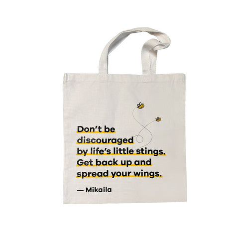 Life's Little Stings Tote