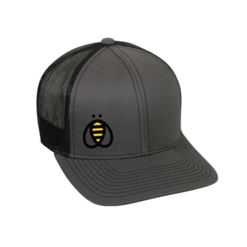 Me & the Bees Embroidered Hat - Front