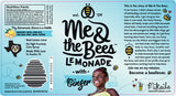 Me & the Bees Ginger Lemonade Nutrition