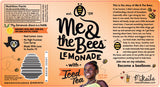 Me & the Bees Lemonade with Iced Tea Nutrition
