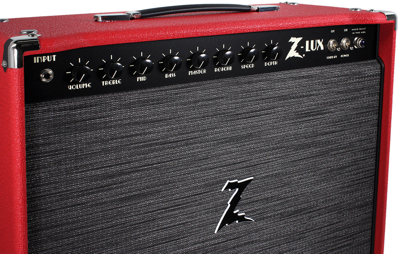Dr. Z Z-Lux Amp Review